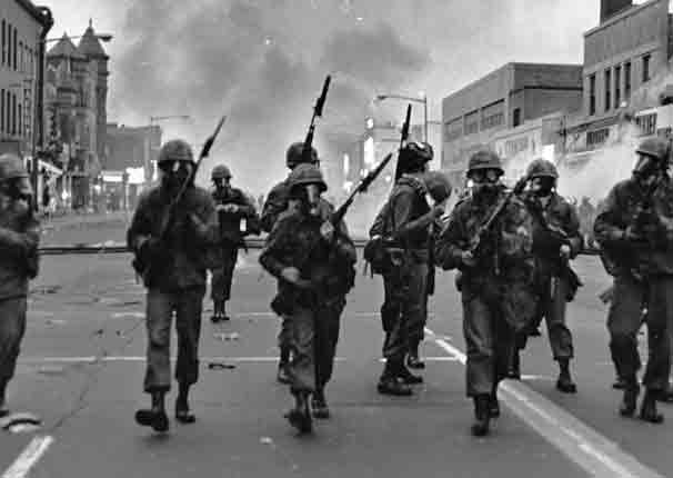 DC Urban rebellion